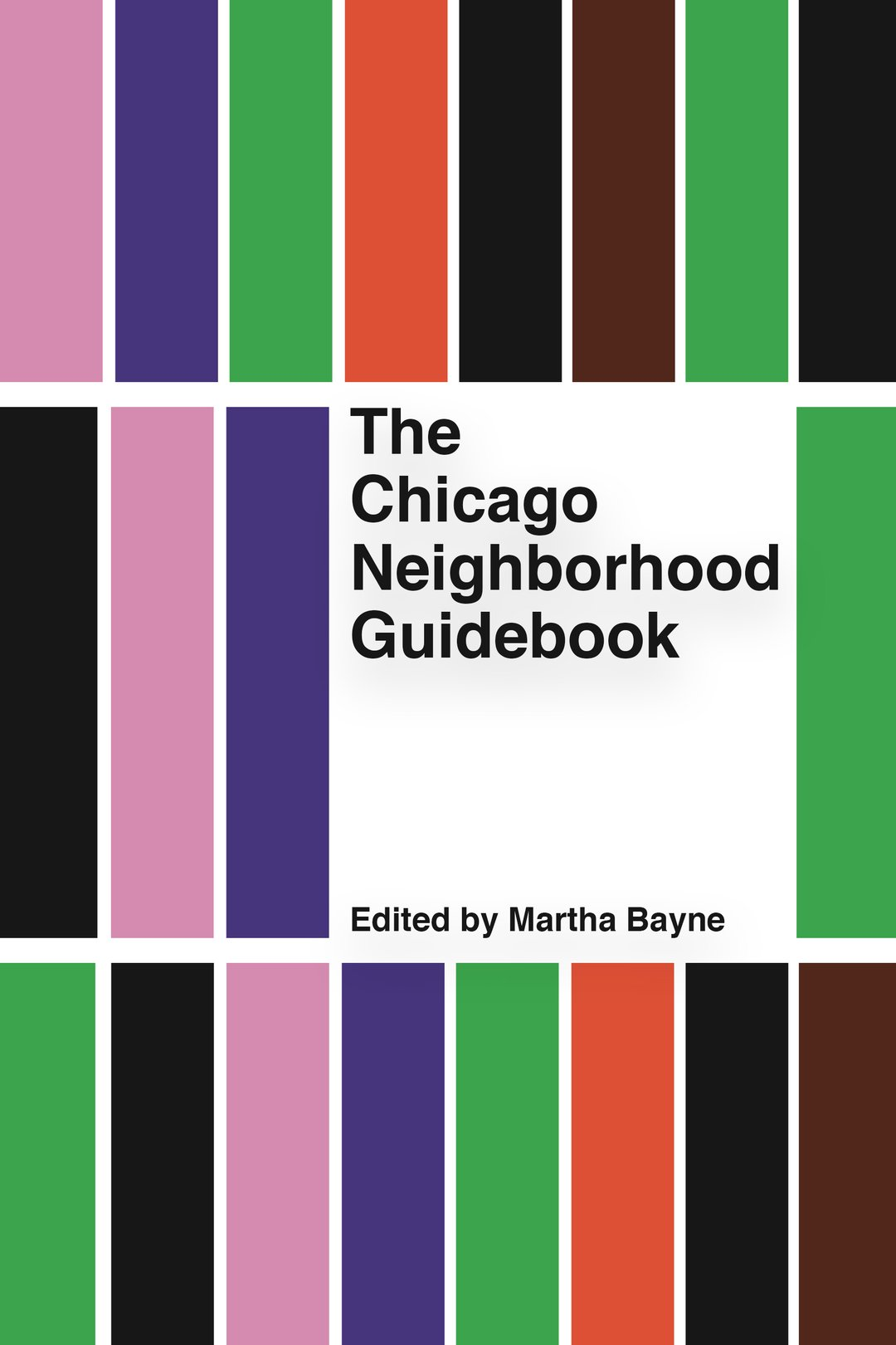 Cover of Chicago Neighborhood Guidebook